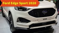 2020 Ford Edge Drivetrain
