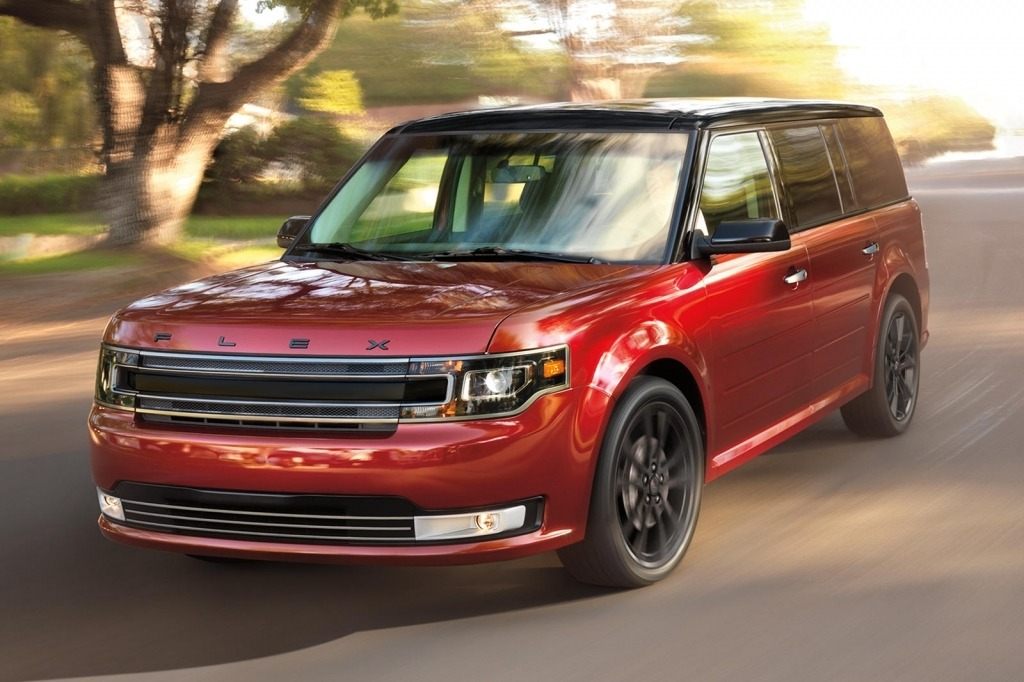 2020 Ford Flex Wallpapers