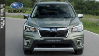 2020 Subaru Forester Wallpapers