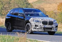 2021 BMW X1 Spy Photos