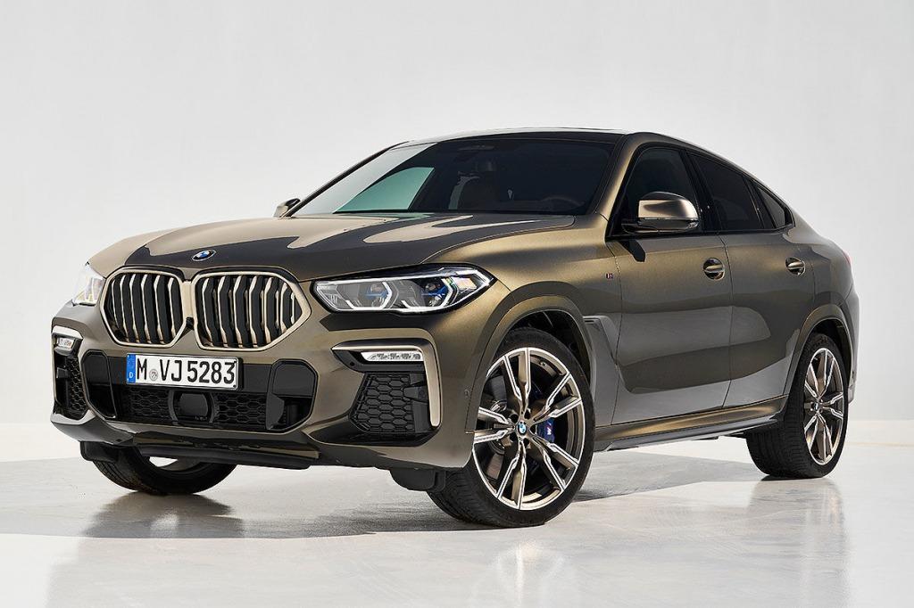 2021 BMW X5 Concept