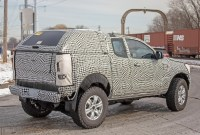 2021 Ford Courier Exterior