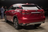 2021 Lexus RX350 Wallpapers