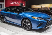2021 Toyota Camry Images