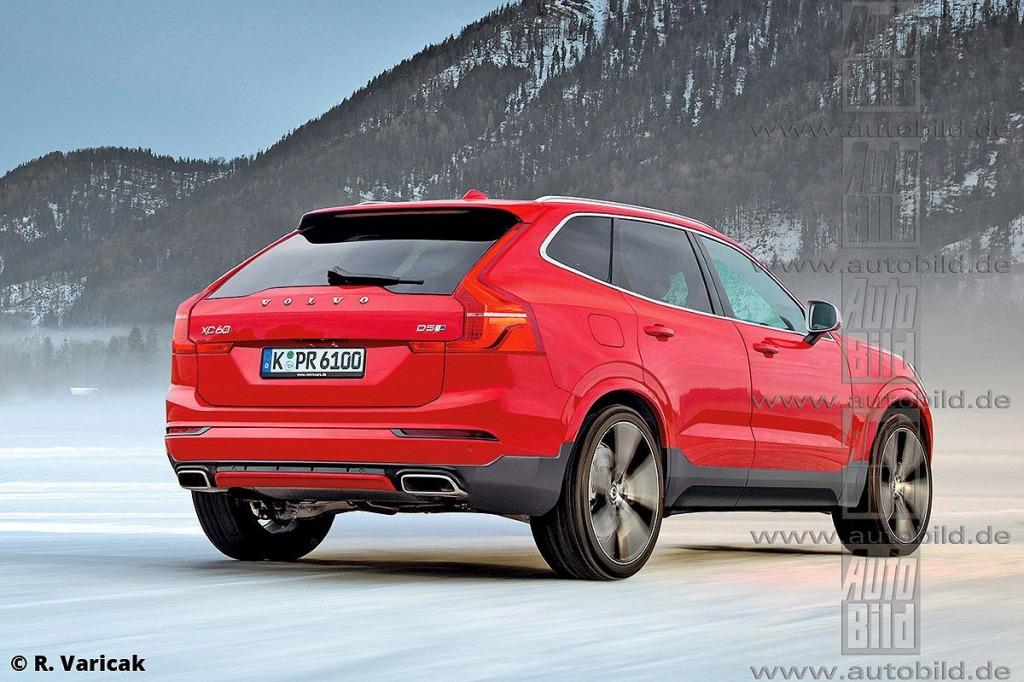 2021 Volvo XC60 Concept