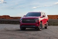 2022 Chevy Tahoe Images
