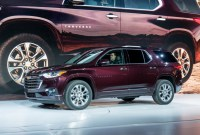 2022 Chevy Traverse Powertrain