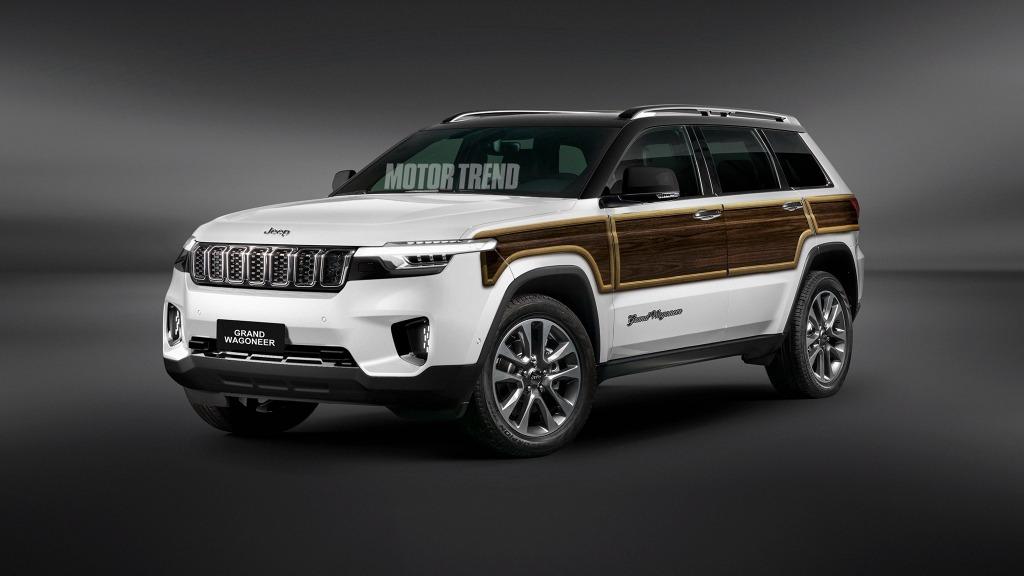 2022 Jeep Wagoneer Engine
