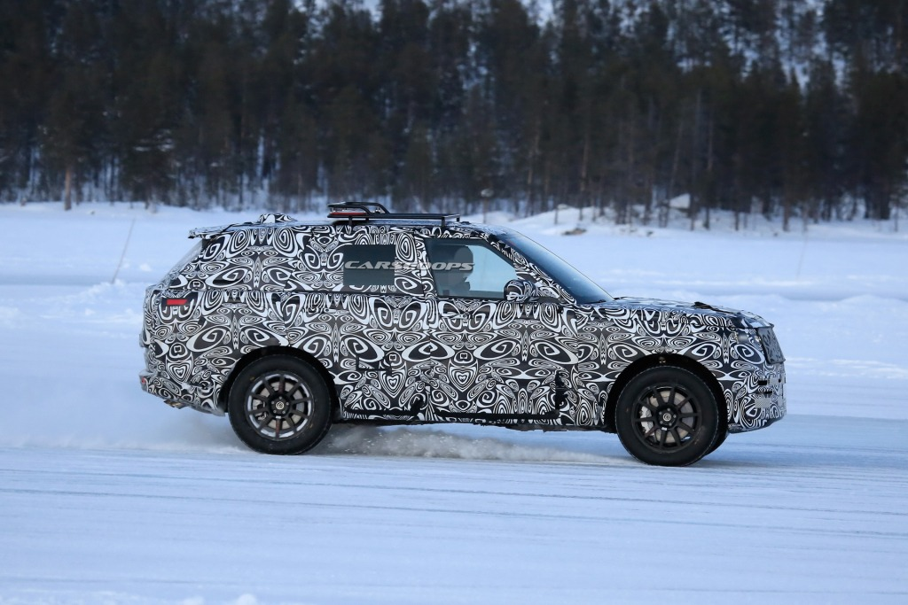 2022 Range Rover Sport Specs