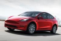 2022 Tesla Model Y Powertrain