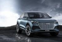 2022 Audi Q4 eTron Pictures