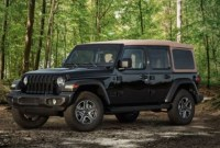 2021 Jeep Wrangler Spy Shots