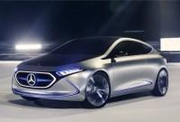 2022 Mercedes EQA Engine