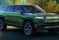 2022 Rivian R1S Electric SUV Price