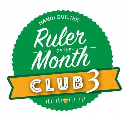 Handi Quilter Ruler of the Month Club 3