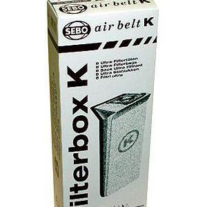 SEBO Airbelt K Ultra Filter Bag