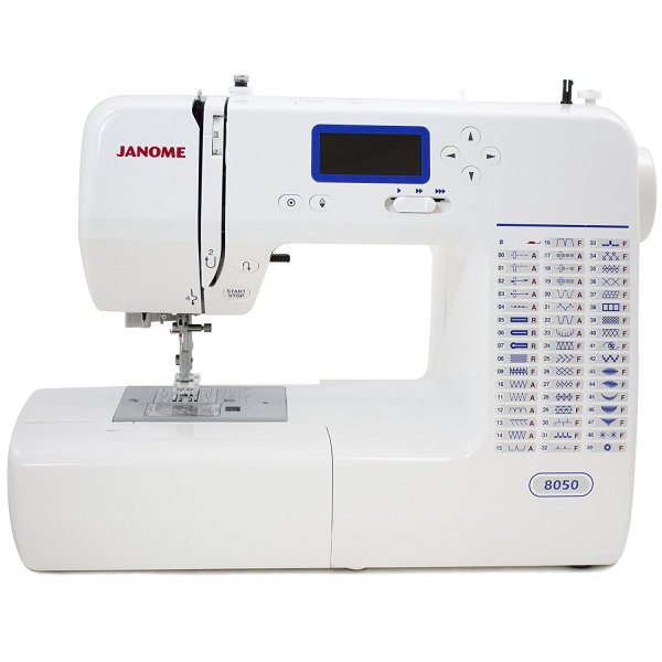Janome 8050 Computerized Sewing Machine