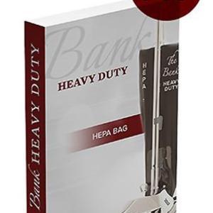 Bank Heavy Duty HEPA Bag (Box of 6)
