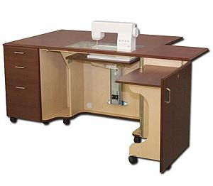 Horn Of America 5278AL Elite Airlift Combo Sewing Center