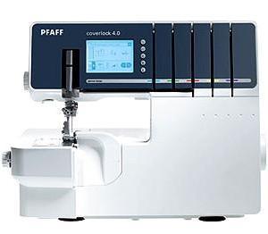 Pfaff Coverlock 4.0 5/4/3/2-Thread Overlock Machine
