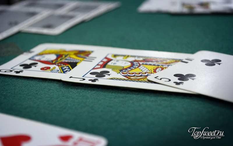 Играла в карты рамса прохождение игры гта сан андреас казино рояль