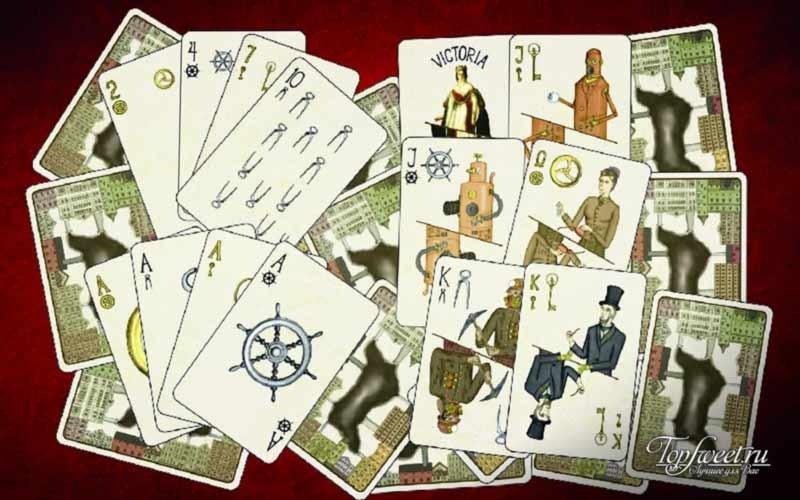 как играть в крюка карты