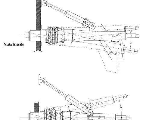 Surface Drive Top System TS 85, propulsion system with surface propeller