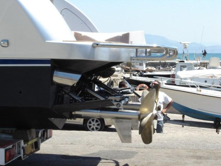 Trasmissioni Topsystem TS 65 su CR 45