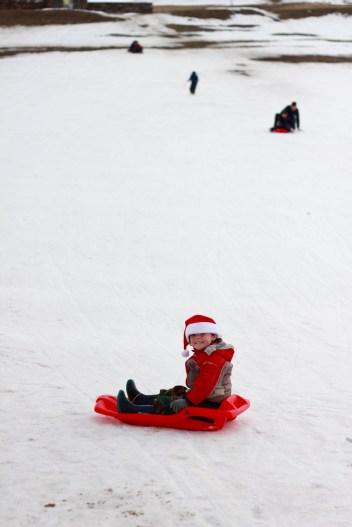sierra-nevada-sledging-chaos-enjoying-himself