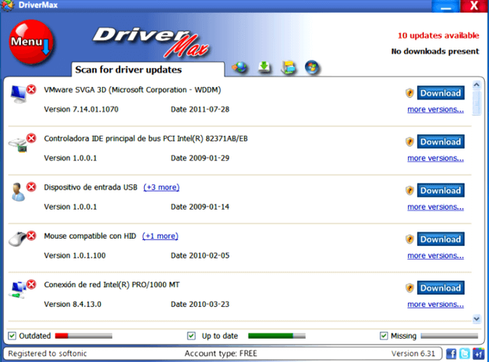 Top 8 Driver Updaters to Keep Your Drivers (Auto) Up to date