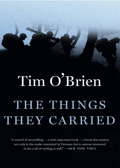 The Things They Carried, good books to read, best selling books