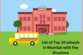 Mission Admission: List of top 10 schools in Mumbai with a fee structure