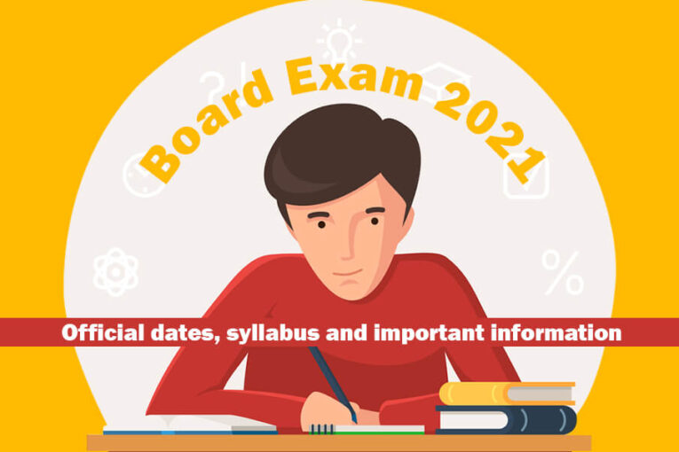 Board Exam 2021: Official dates, syllabus and important information