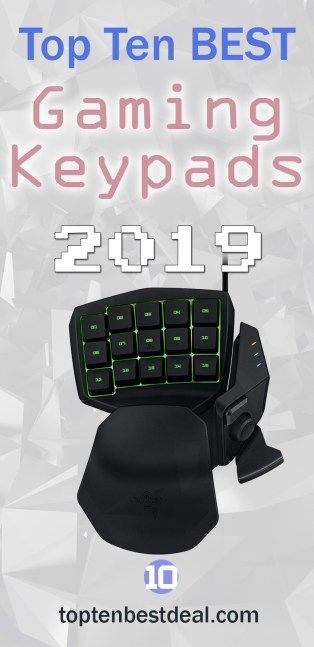 Top Ten Best Gaming keypads 2019 Pin - 10 Best Gaming Keypads 2019