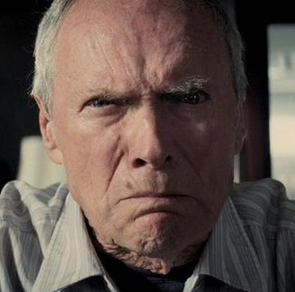 Clint Eastwood Funny Face