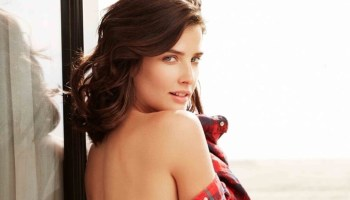 Top 10 Hottest Canadian Actresses Cobie Smulders