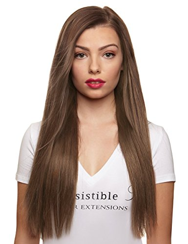 10 best human hair extensions 2017 top 10 must have one of the best clip hair extension from human hair is the ones coming from irresistible me they have a quality grade of 5a and has 4 layers of hair in one pmusecretfo Choice Image