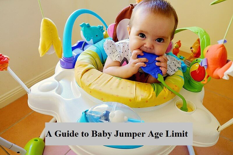 Baby Jumper Age Limit