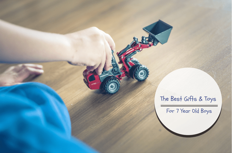 The Best Gifts And Toys For 7 Year Old Boys In 2019