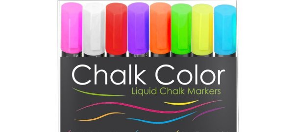 Chalk Color Markers