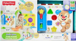 Fisher-Price Laugh & Learn Crawl-Around Learning Centre