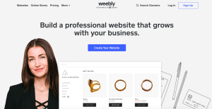 Weebly Review: All In One Website Builder 1