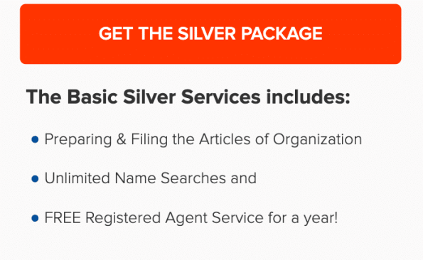 Incfile Silver Plan