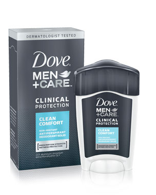 Dove Men +Care Antiperspirant & Deodorant