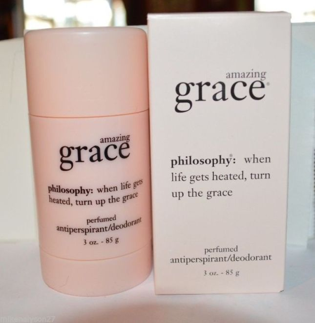 Philosophy Amazing Grace Deodorants and Antiperspirant