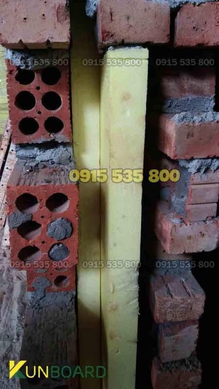 Sử dụng xốp xps cách âm cách nhiệt cho tường dày 30mm