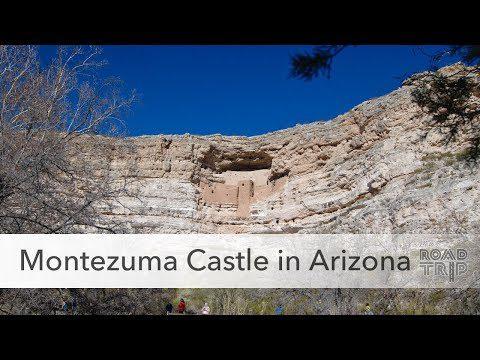 Montezuma Castle – A Captivating Cliff Dwelling in Arizona