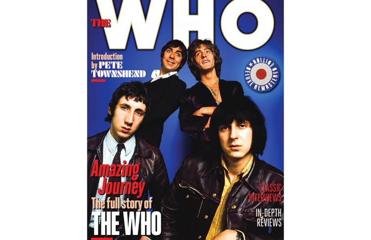 The Who to play Teenage Cancer Trust show