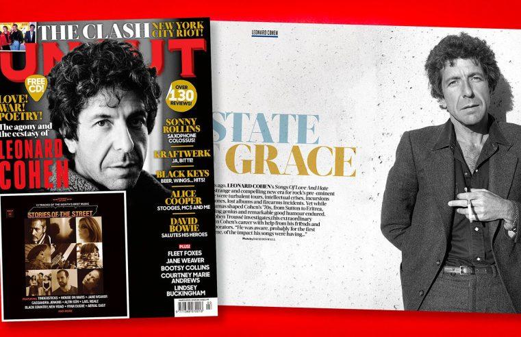 "Leonard Cohen: ""He charmed the beast"""