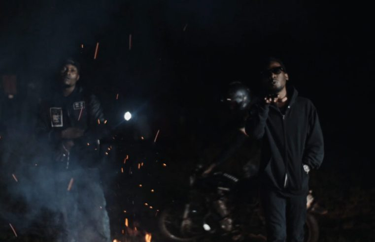 Ugandan rapper BLAQ BANDANA and STILL team up on 'Nkwaata' video